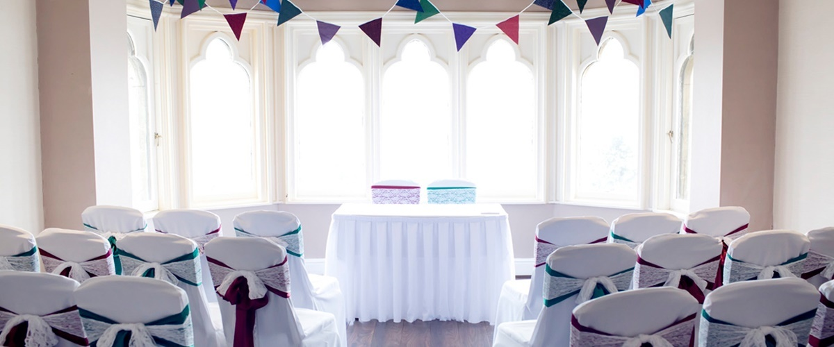 Intimate Weddings at Cadbury House
