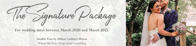 Signature Wedding Package