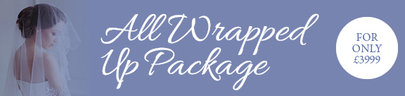 All Wrapped Up Wedding Package