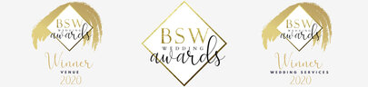 Weddings at Cadbury House - BSW Wedding Awards