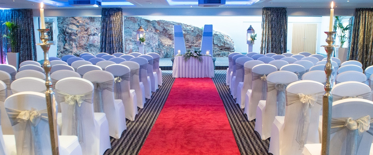 Weddings at DoubleTree by Hilton Cadbury House