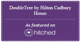 hitched badge, Cadbury House