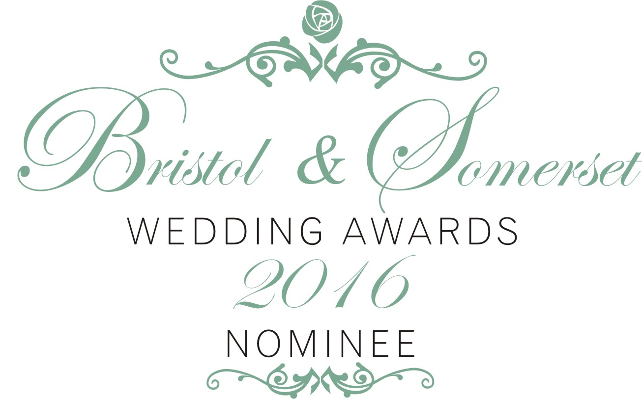 Bristol & Somerset Wedding Awards 2016 Nominee